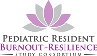Pediatric Resident Burnout-Resilience Study Consortium Logo